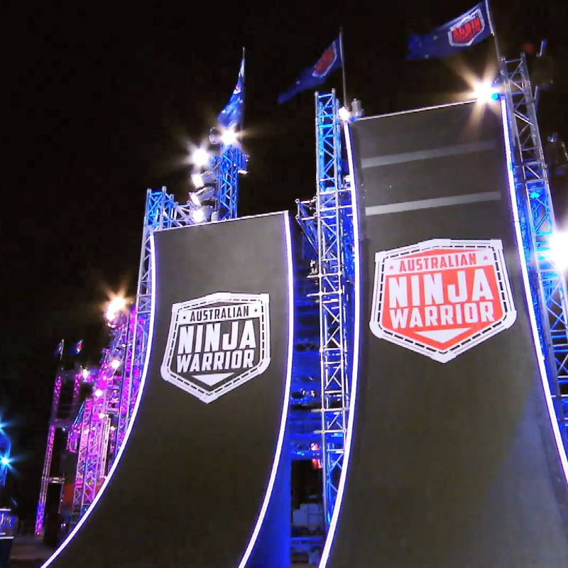 australian ninja warrior TV course