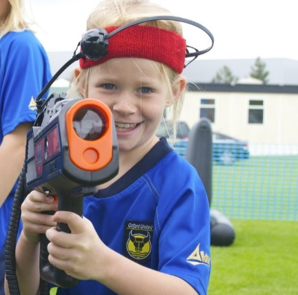 outdoor laser tag for sports teams