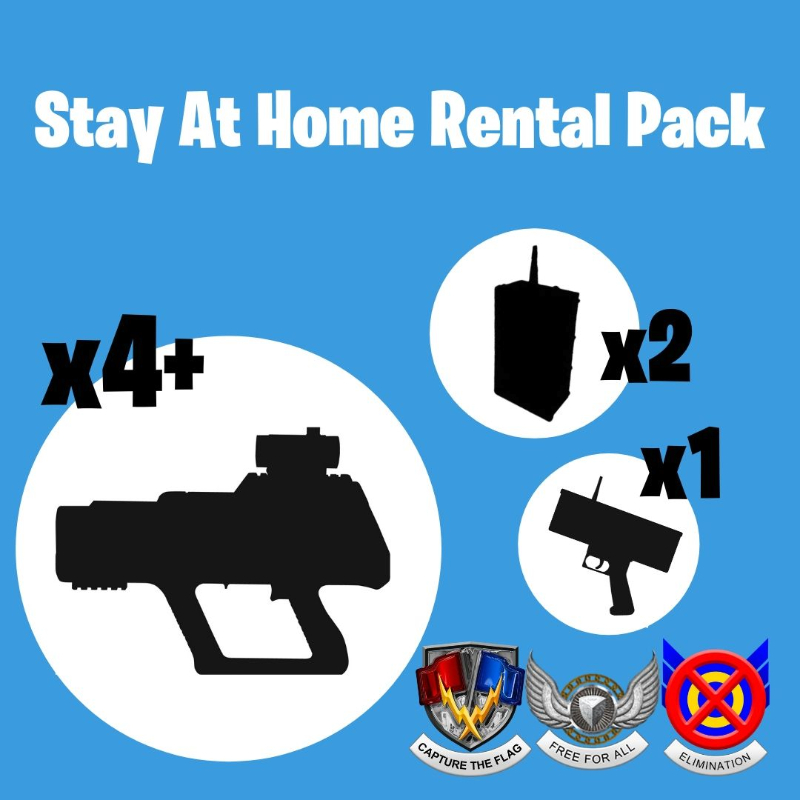 stay at home rental pack