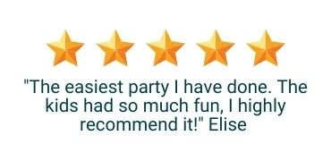 5 Stars from Elise